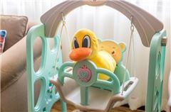 小黄鸭主题大床房