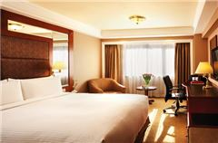 Traders Club Deluxe Room