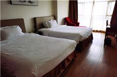 嘉廷双床房