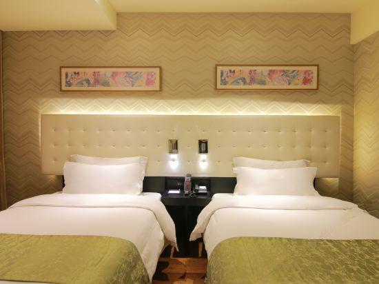 和頤景觀雙床房