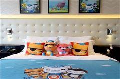 漫趣主题单床房