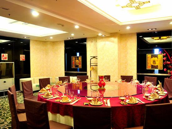 锦绣餐厅包房