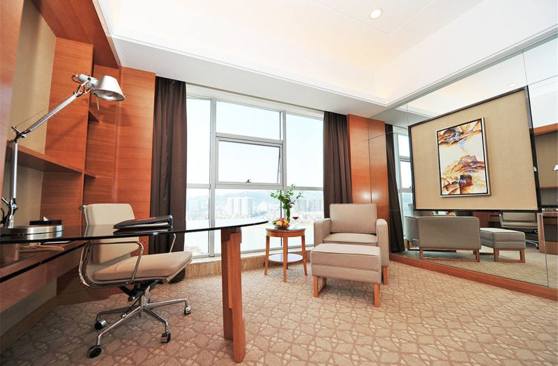Executive Panoramic Single Room