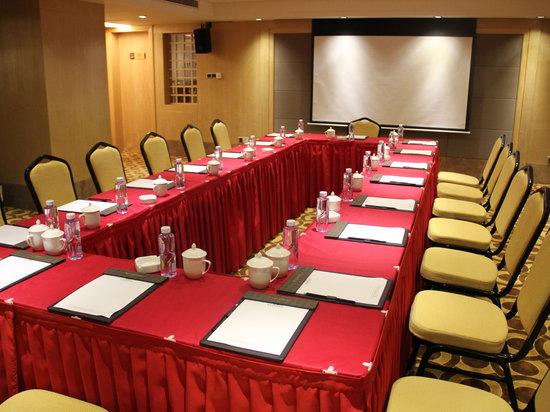 会议室 B