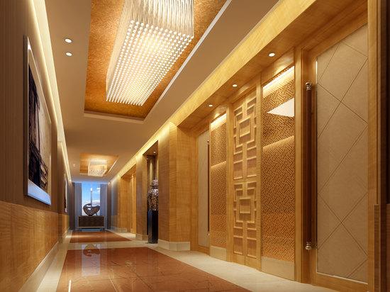 中餐-走廊