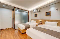 動感影音觀影雙床房