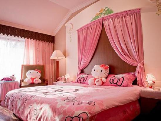 Hello Kitty 主题房