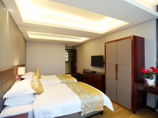 豪華公寓雙床房