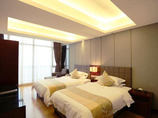 高級公寓雙床房