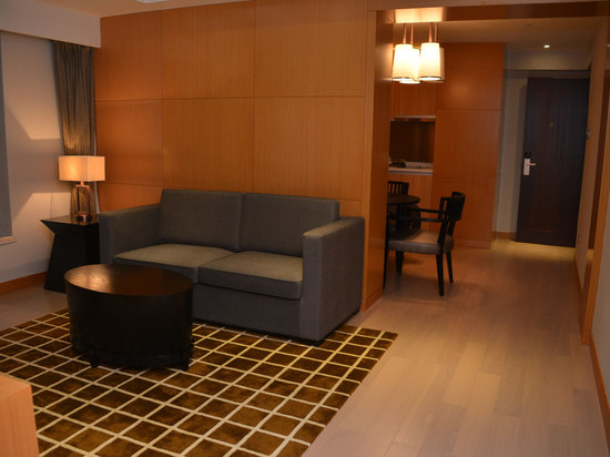 1-bedroom and 1-living room Suit