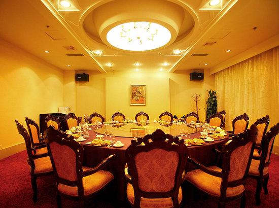 中餐牡丹廳