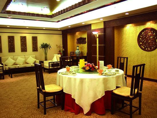 中餐廳包房