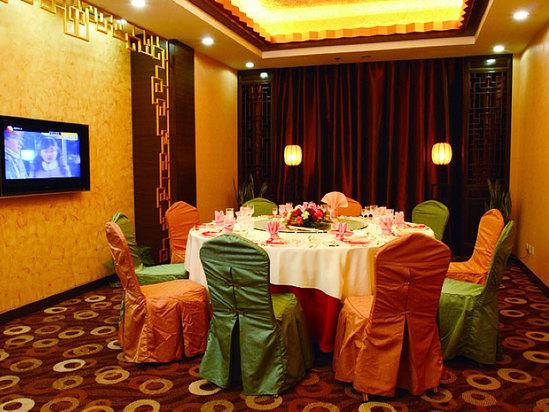 中餐厅包房