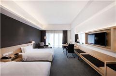 附楼商务双床房