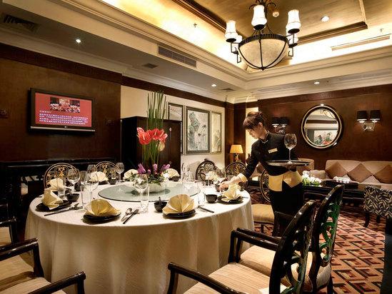 粤风阁中餐厅