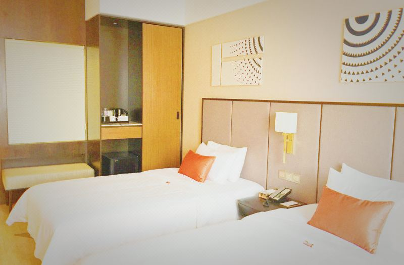 Yitel Business Twin Room