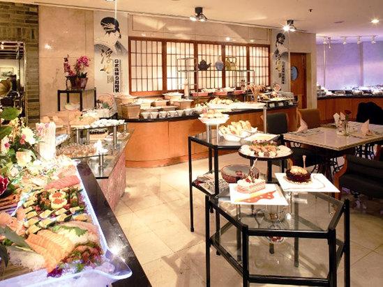 浮世汇日式海鲜自助晚餐