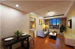 Exquisite 1-bedroom and 1-living room