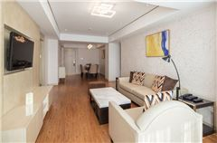 Exquisite 3-bedroom and 1-living room