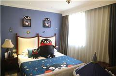 熊本熊主题大床房