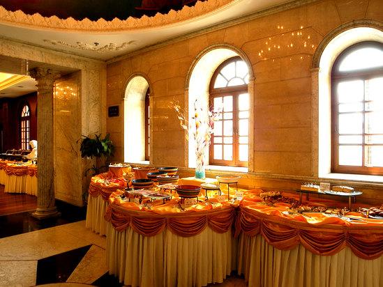 早餐羅馬廳Rome hall2