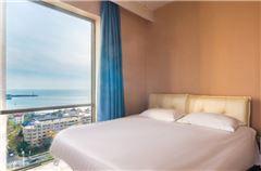 豪华两卧室精选海景套房