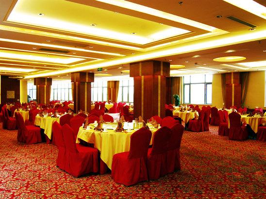 中餐厅大堂