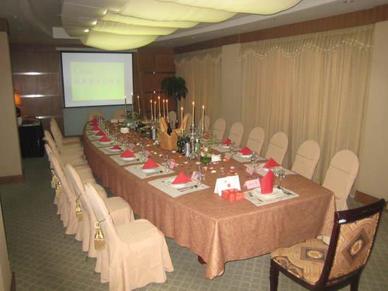 豪华小型宴会厅
