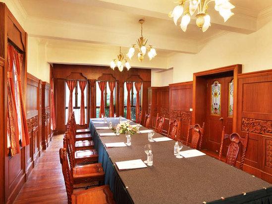 商务中心大会议室
