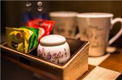 Tea art board Room