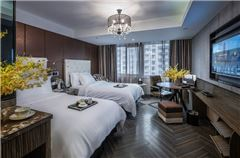City-view Twin Room