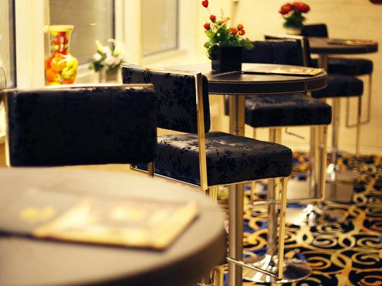 餐厅休息区