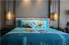 海底小纵队主题大床房