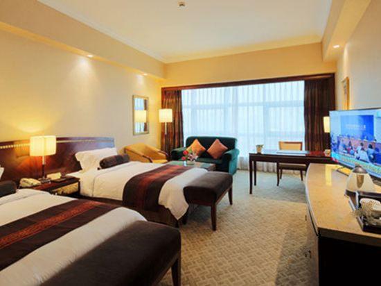 高級景觀雙床房
