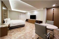 高级精选大床房