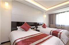 舒適雙床房