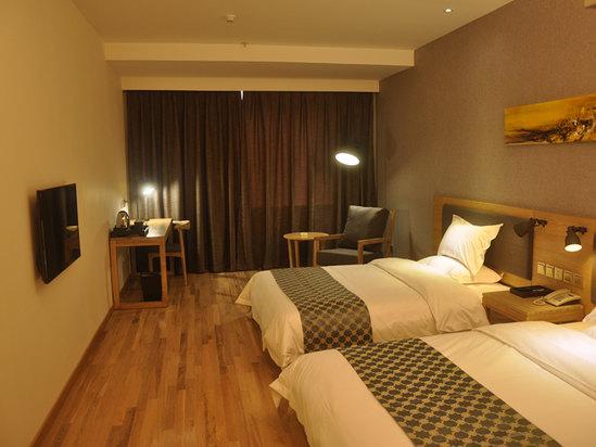 禮和舒適雙床房
