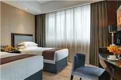 曼選雙床房