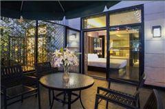 Small Balcony Room