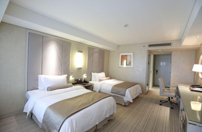 內景雙床房