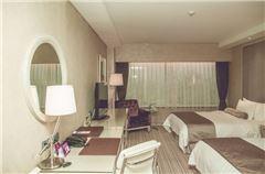 街景双床房