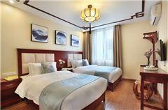 水月双床房