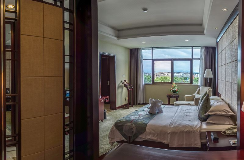 Xinan River-view  Queen Room