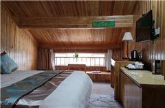 A区生态木屋单间
