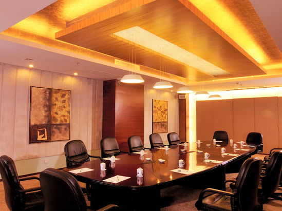 二楼行政会议室