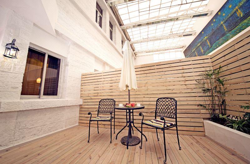 Garden Twin Room