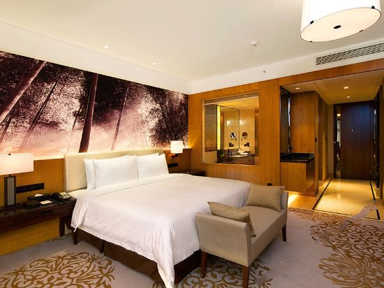 Garden-view Executive Room