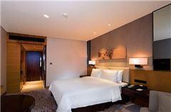 Haiyu building Garden-view Deluxe Queen Room