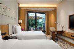 Courtyard Deluxe Room