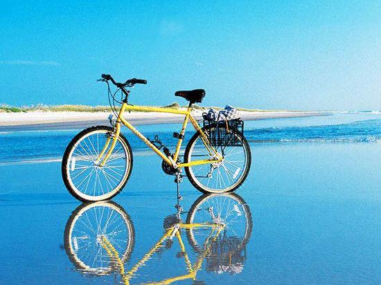休閑自行車
